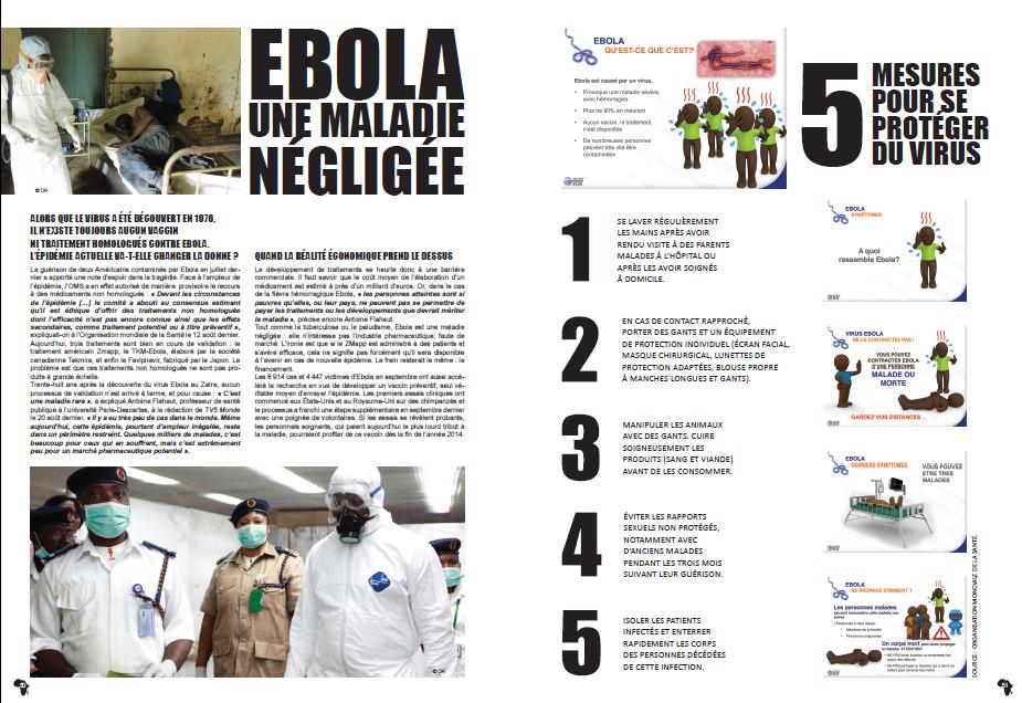 ebola la maladie négligée